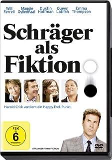 Schräger als Fiktion - Stranger than Fiction