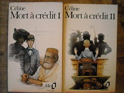 Mort à crédit en 2 tomes