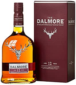 Dalmore 12 Year Old Malt Whisky 70 cl