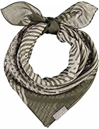 FRAAS Men's Striped Scarf One size