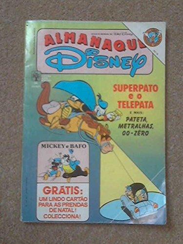 Almanaque Disney 16 - Superpato e o Telepata