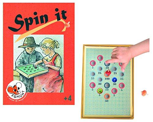 EGMONT TOYS Spin it, Juego de Mesa 570128