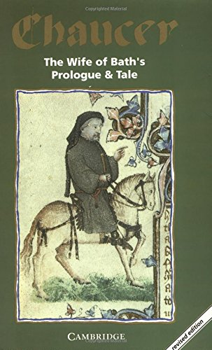 The Wife Of Bath S Prologue And Tale Selected Tales From Chaucer