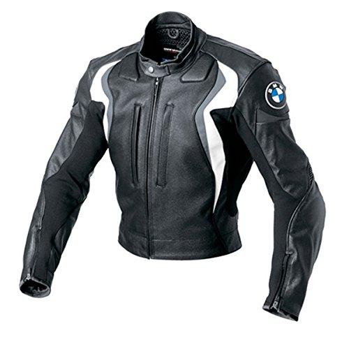 Cazadora Start de hombre para moto BMW Motorrad color negro/azul 50