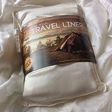 Natural Undyed Hobo Silk Sleeping Bag Liner