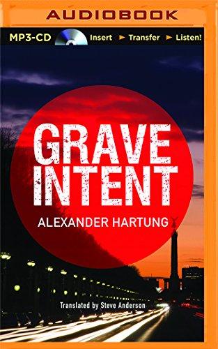 Grave Intent (Jan Tommen Investigation)