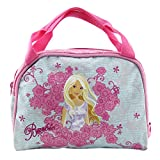 Barbie MB-83262 Target Winter Garden Borsetta a Mano, Blu Chiaro/Rosa