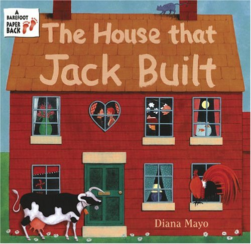 The House That Jack Built (Barefoot Paperback)