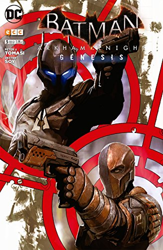 Descargar Libro BATMAN: ARKHAM KNIGHT – GENESIS 5 (Batman: Arkham Knight - Génesis) de Peter J. Tomasi