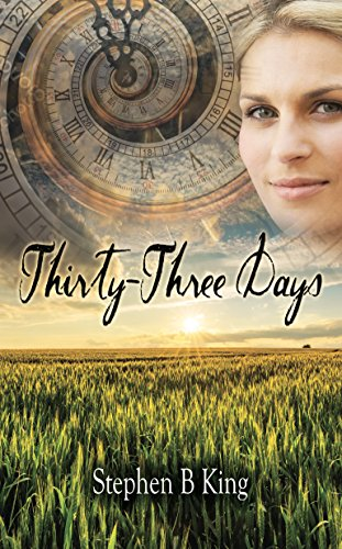 Book cover image for Thirty-Three Days