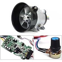 Cargador turbo turbina eléctrica para automóvil, 12 V, ...