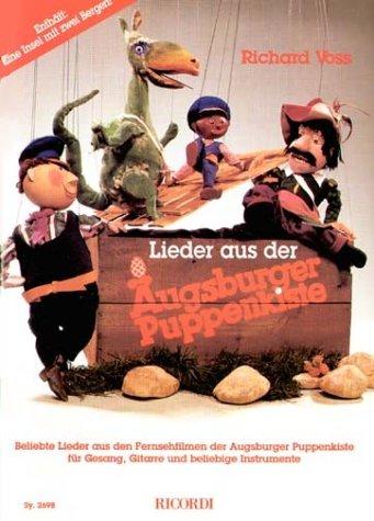 Lieder aus der Augsburger Puppenkiste. (Richard Voss)