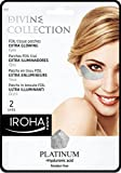 IROHA NATURE - Patch Yeux Foil Divine Platine 12ml