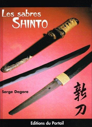 Les sabres shint de Serge Degore (1998) Reli