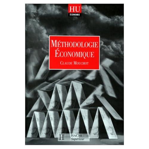Méthodologie économique