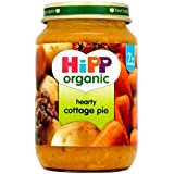 Hipp Organique Copieux Cottage Pie 7 + Mois 190G - Lot De 2