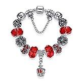 SUNHAO Lady Armband DIY-Kristall Perlen Armband Persönlichkeit hundert