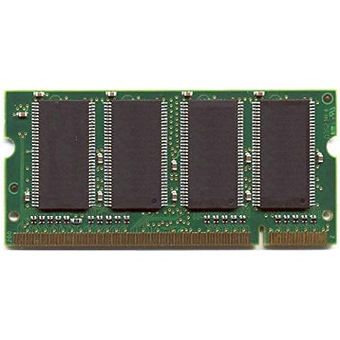 KOMPUTERBAY 1GB DDR SODIMM (200 pines) DDR333 PC2700 333Mhz Latencia CAS 2.5 MEMORIA NOTEBOOK LAPTOP