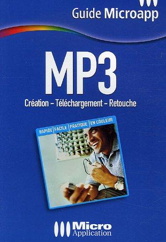 MP3 : Création-Téléchargement-Retouche par Sébastien Garlot
