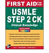 [ FIRST AID FOR THE USMLE STEP 2 CK BY BHUSHAN, VIKAS](AUTHOR)PAPERBACK