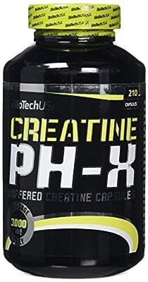 Biotech 3.1 g Eu Creatine Ph-210 Capsules by Biotech