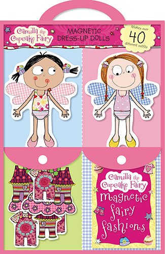 Fairy Magnetic Dress Up (Teenage Dress Up Ideen)