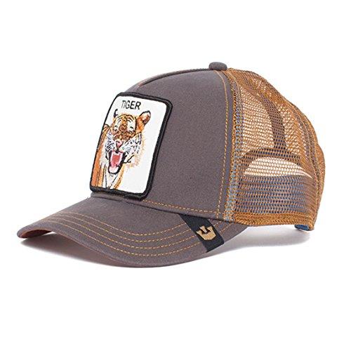 Goorin Bros. Baseball Trucker Cap (Tiger)