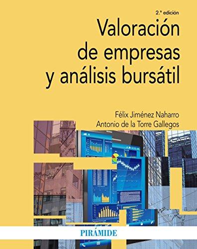 Valoración de empresas y análisis bursátil (Economía Y Empresa)