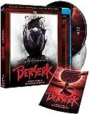Berserk III - Edición Coleccionistas (BD + DVD + Libro) [Blu-ray]