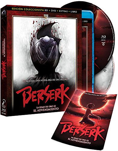 Berserk III - Edición Coleccionistas (BD + DVD +...