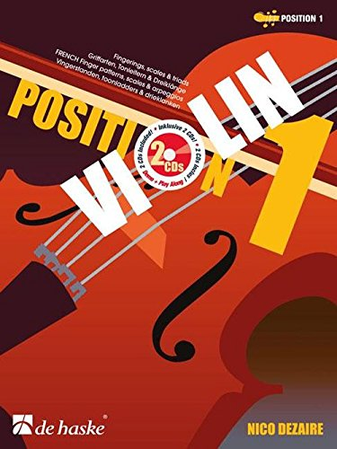 Position Violin 1 par  F. Sieber
