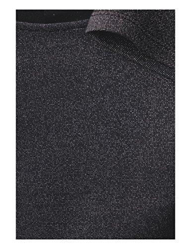 Street One Damen Bluse Schwarz (Black 10001)