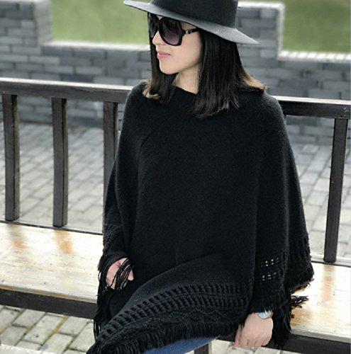 Mohair Schal Schal weiche warme Mode lässig (Tiffany Schal)
