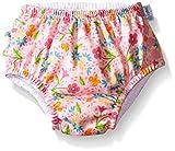 i play. 711150-230-43 Classics ultimative Schwimmwindel mit Rüschen und Druckknöpfen 6-12 Monate, Spring Garden, pink