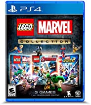 Lego Marvel Collection Playstation 4 (PS4)