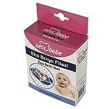 Sevibaby Baby Badesitz/Badewanne Netz EKO / Badenetz - Das Babybadewannennetz erleichtert allen Eltern das Baden Ihres Babys und ist universell und einfach einsetzbar in Verbindung mit einer Babybadewanne