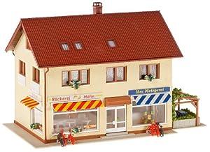 Faller - Edificio de Negocios y oficinas de modelismo ferroviario H0 (F130489)