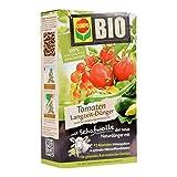 COMPO BIO Tomaten Langzeit-Dünger für alle Arten von Tomaten, 5 Monate Langzeitwirkung, 750 g -