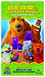Bear In The Big Blue House: Tidy Time With Bear [VHS]
