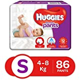 Huggies Wonder Pants Diapers, Small (Pack of 86)