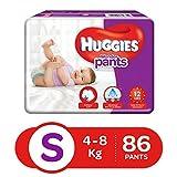 Best Huggies Diapers For Babies - Huggies Wonder Pants Diapers, Small (Pack of 86) Review