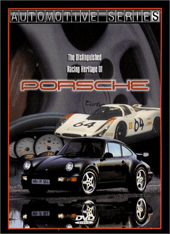 automotive-series-porsche-dvd-import