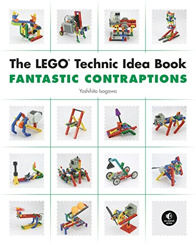3: The LEGO Technic Idea Book: Fantastic Contraptions