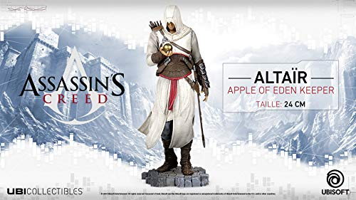 Assassin\'s Creed - Altair Apple Of Eden Figur [24 cm]