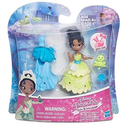 Disney Princess - Mini Princesas A La Moda (Hasbro B5327EU4), 1 unidad, modelo surtido