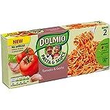 Dolmio Pasta Y Salsa De Tomate Y El Ajo 278g (Paquete de 6)