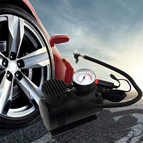 Dailyinshop-Nero-Portatile-Versatile-12V-300PSI-Car-Pneumatico-Gonfiatore-Pompa-Mini-Pompa-Compressore-Compatta-Car-Bike-Pneumatico-Aria-Gonfiatore