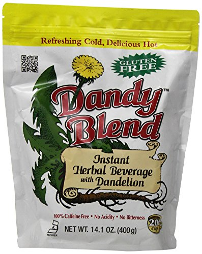 Dandy Blend, Instant Herbal Beverage with Dandelion, 14.1 oz (400 g)