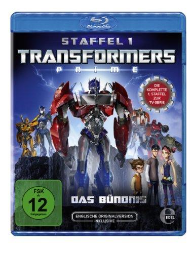 Staffel 1: Das Bündnis (Limited Edition) [Blu-ray]