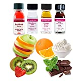 LorAnn Oils Backaroma SET Geschmacksexplosion | Liquid Flavour SET...